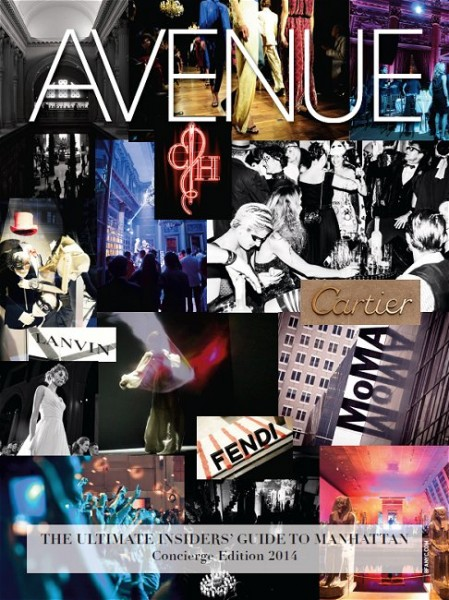 AVENUE - Concierge Edition 2014